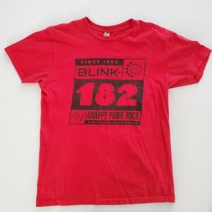 Blink 182 Crappy Punk Rock San Diego California M